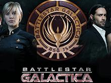 Видео-слот Battlestar Galactica на тему межгалактических путешествий